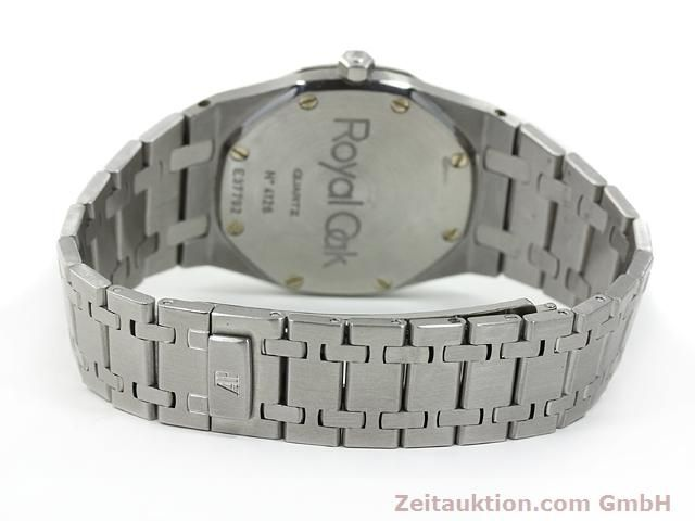 Used luxury watch Audemars Piguet Royal Oak steel quartz Kal. 2612 Ref. E37792  | 140729 10