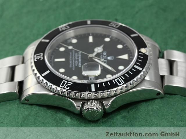 Used luxury watch Rolex Submariner steel automatic Kal. 3135 Ref. 16610  | 140730 05