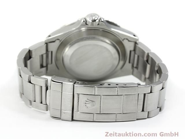 Used luxury watch Rolex Submariner steel automatic Kal. 3135 Ref. 16610  | 140730 11