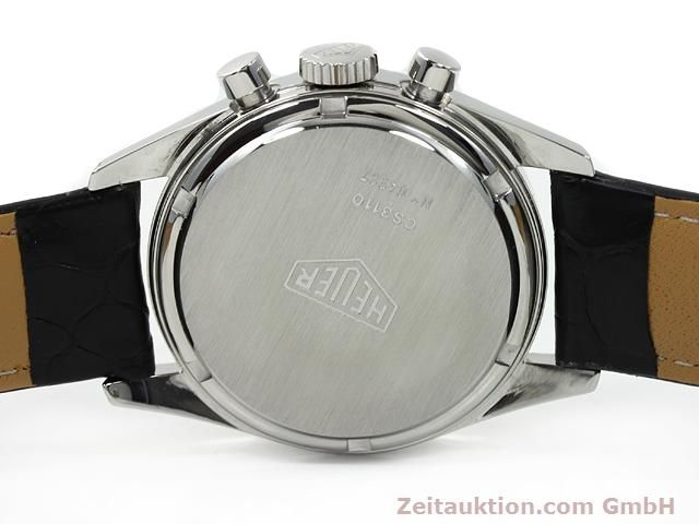 Used luxury watch Tag Heuer Carrera steel manual winding Kal. LWO 1873 Ref. CS3110  | 140731 09