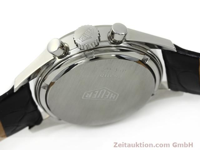 Used luxury watch Tag Heuer Carrera steel manual winding Kal. LWO 1873 Ref. CS3110  | 140731 11