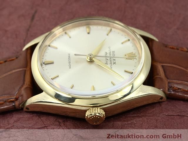 montre de luxe d occasion Rolex Precision or 9 ct automatique Kal. 1520 Ref. 5500  | 140732 05
