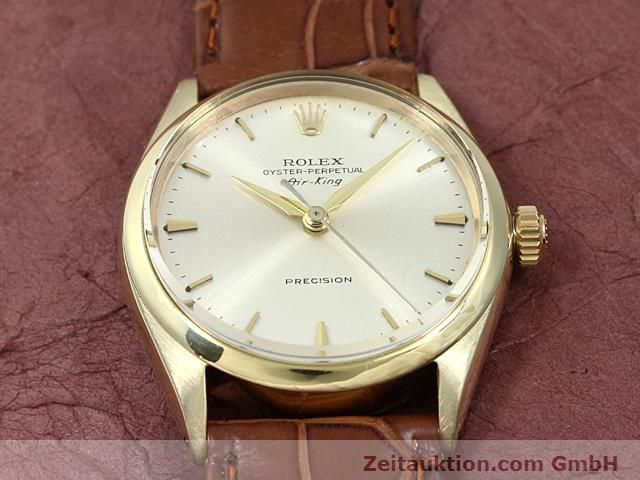 montre de luxe d occasion Rolex Precision or 9 ct automatique Kal. 1520 Ref. 5500  | 140732 14