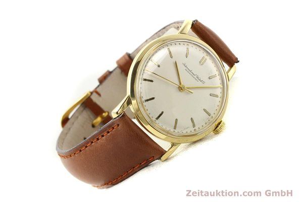 Used luxury watch IWC * 18 ct gold manual winding Kal. C.401 Ref. 1205  | 140736 03