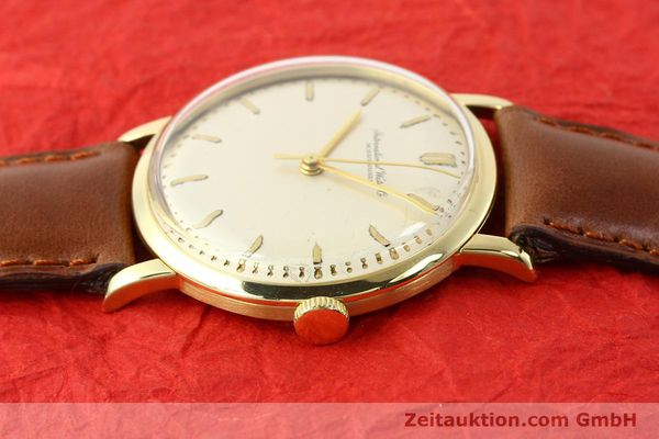 Used luxury watch IWC * 18 ct gold manual winding Kal. C.401 Ref. 1205  | 140736 05
