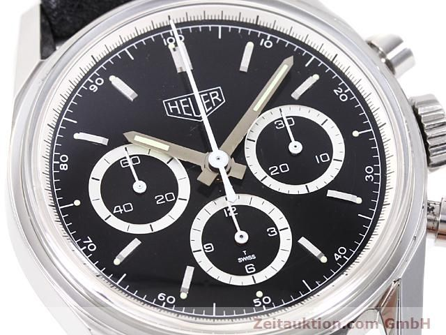 Used luxury watch Tag Heuer Carrera steel manual winding Kal. LWO 1873 Ref. CS3113  | 140743 02