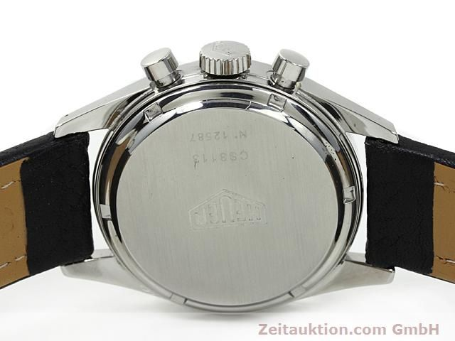 Used luxury watch Tag Heuer Carrera steel manual winding Kal. LWO 1873 Ref. CS3113  | 140743 09