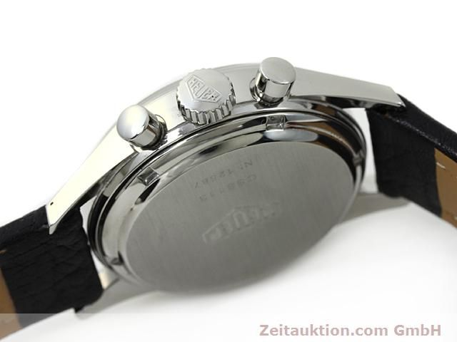 Used luxury watch Tag Heuer Carrera steel manual winding Kal. LWO 1873 Ref. CS3113  | 140743 11