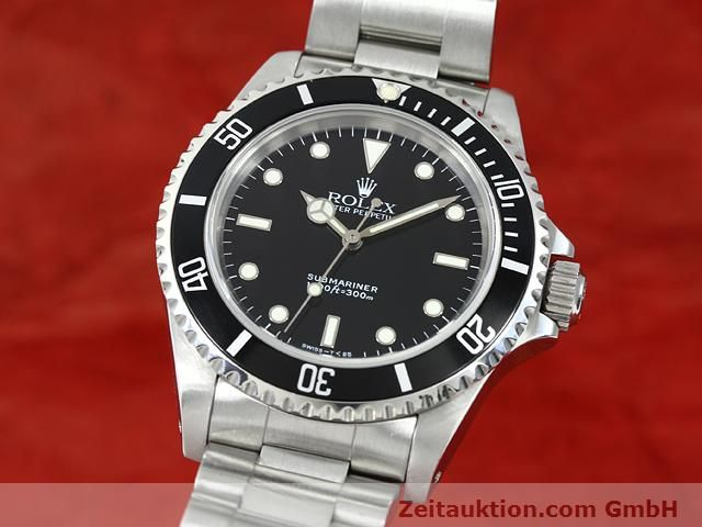 Used luxury watch Rolex Submariner steel automatic Kal. 3000 Ref. 14060  | 140746 04