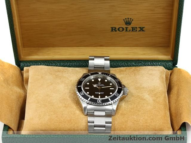 Used luxury watch Rolex Submariner steel automatic Kal. 3000 Ref. 14060  | 140746 07
