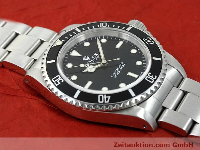 Used luxury watch Rolex Submariner steel automatic Kal. 3000 Ref. 14060  | 140746 14