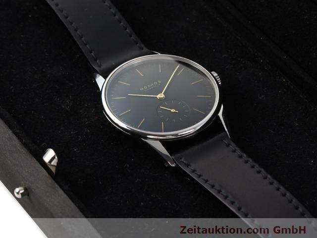 Used luxury watch Nomos Orion steel manual winding Kal. ETA 7001  | 140748 07