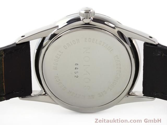 Used luxury watch Nomos Orion steel manual winding Kal. ETA 7001  | 140748 09