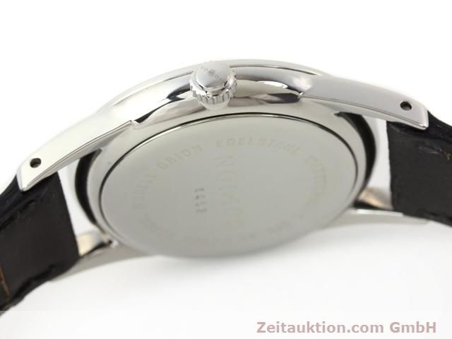 Used luxury watch Nomos Orion steel manual winding Kal. ETA 7001  | 140748 11