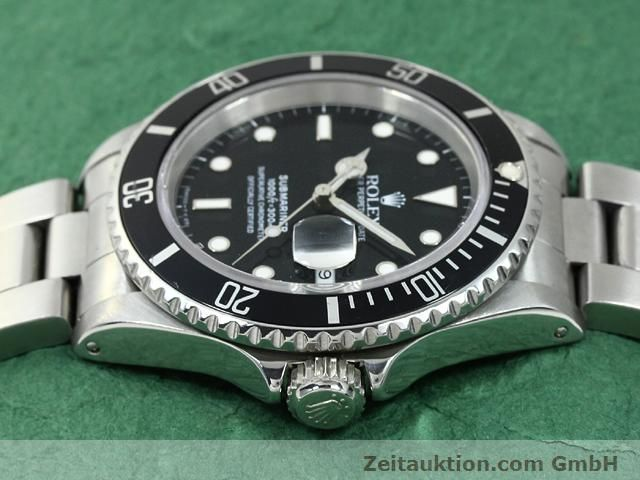 Used luxury watch Rolex Submariner steel automatic Kal. 3135 Ref. 16610  | 140751 05