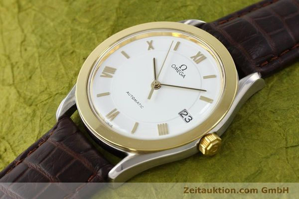 Used luxury watch Omega * steel / gold automatic Kal. 1110 ETA 2892-2  | 140753 01