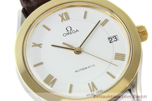 Used luxury watch Omega * steel / gold automatic Kal. 1110 ETA 2892-2  | 140753 02