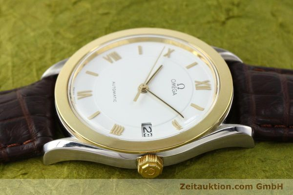 Used luxury watch Omega * steel / gold automatic Kal. 1110 ETA 2892-2  | 140753 05