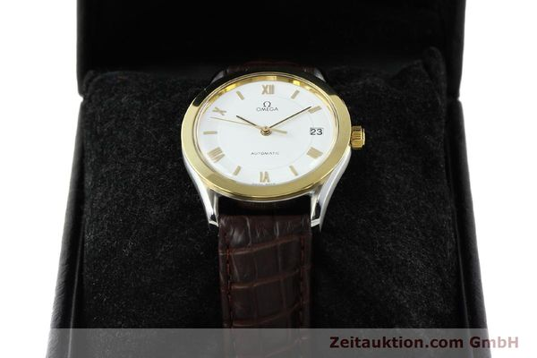 Used luxury watch Omega * steel / gold automatic Kal. 1110 ETA 2892-2  | 140753 07