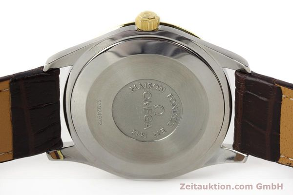Used luxury watch Omega * steel / gold automatic Kal. 1110 ETA 2892-2  | 140753 08
