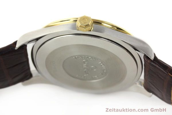 Used luxury watch Omega * steel / gold automatic Kal. 1110 ETA 2892-2  | 140753 10