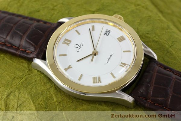 Used luxury watch Omega * steel / gold automatic Kal. 1110 ETA 2892-2  | 140753 12
