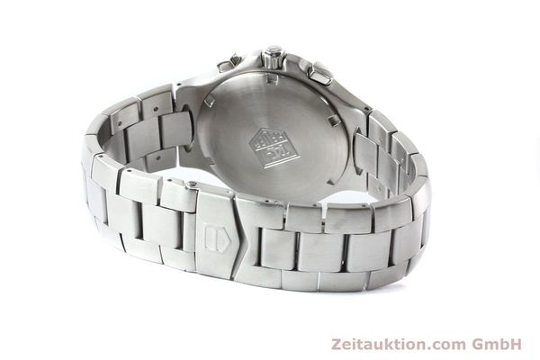 Used luxury watch Tag Heuer Professional steel quartz Ref. CL1110  | 140755 09