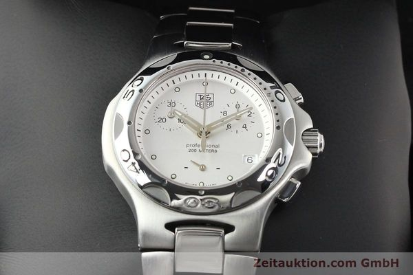 Used luxury watch Tag Heuer Professional steel quartz Ref. CL1210  | 140756 07