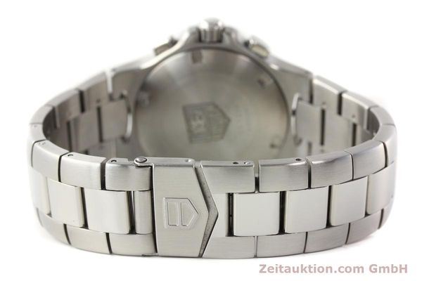 Used luxury watch Tag Heuer Professional steel quartz Ref. CL1210  | 140756 09