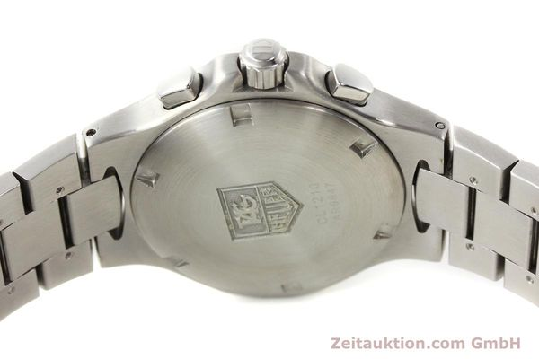 Used luxury watch Tag Heuer Professional steel quartz Ref. CL1210  | 140756 10