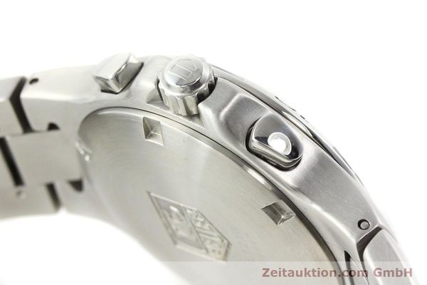 Used luxury watch Tag Heuer Professional steel quartz Ref. CL1210  | 140756 11