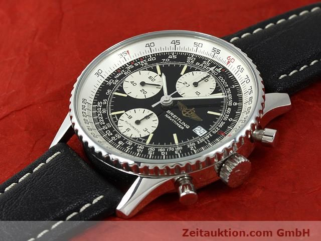 Used luxury watch Breitling Navitimer steel automatic Kal. ETA 7750 Ref. A13019  | 140759 01