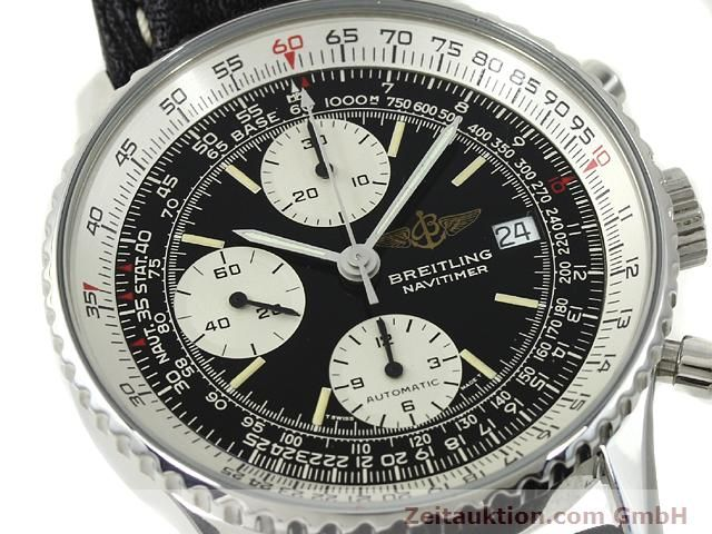 Used luxury watch Breitling Navitimer steel automatic Kal. ETA 7750 Ref. A13019  | 140759 02