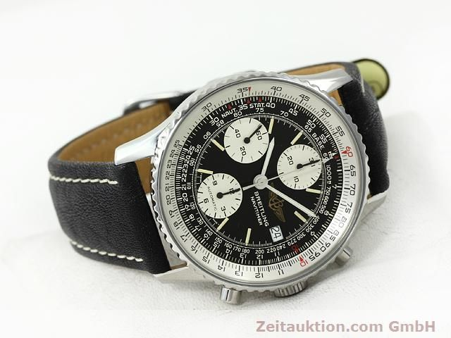 Used luxury watch Breitling Navitimer steel automatic Kal. ETA 7750 Ref. A13019  | 140759 03