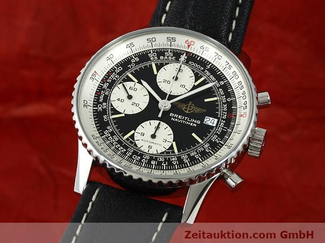 Used luxury watch Breitling Navitimer steel automatic Kal. ETA 7750 Ref. A13019  | 140759 04