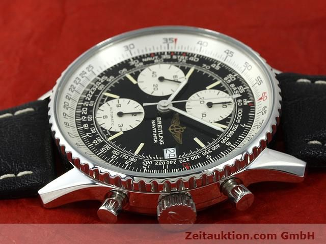 Used luxury watch Breitling Navitimer steel automatic Kal. ETA 7750 Ref. A13019  | 140759 05