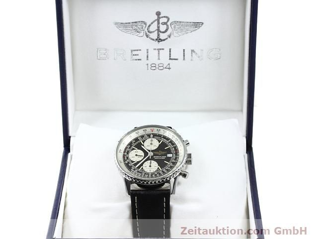 Used luxury watch Breitling Navitimer steel automatic Kal. ETA 7750 Ref. A13019  | 140759 07