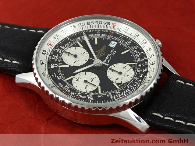 Used luxury watch Breitling Navitimer steel automatic Kal. ETA 7750 Ref. A13019  | 140759 12