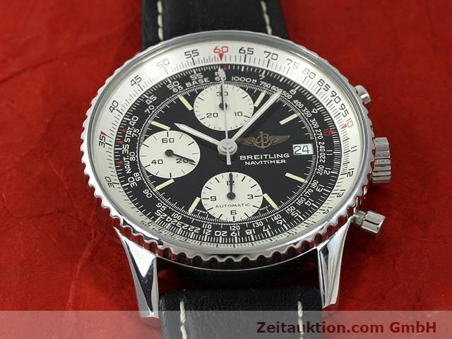 Used luxury watch Breitling Navitimer steel automatic Kal. ETA 7750 Ref. A13019  | 140759 13