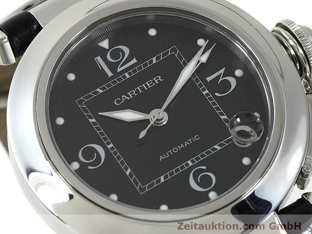 Used luxury watch Cartier Pasha steel automatic Kal. 049 (ETA 2892A2)  | 140760 02