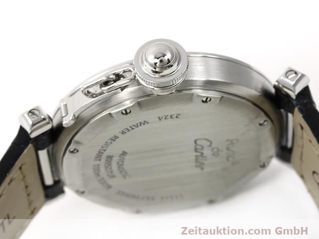 Used luxury watch Cartier Pasha steel automatic Kal. 049 (ETA 2892A2)  | 140760 11