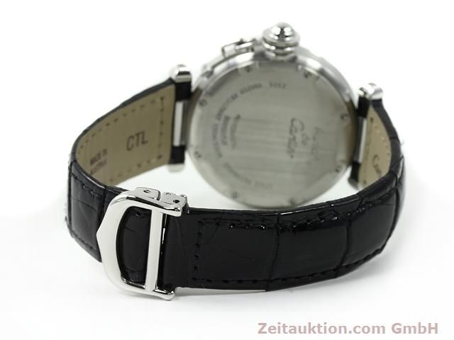 Used luxury watch Cartier Pasha steel automatic Kal. 049 (ETA 2892A2)  | 140760 12