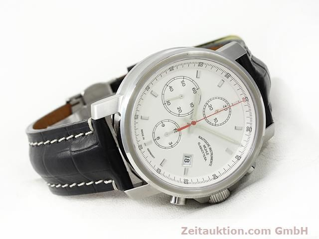 Used luxury watch Mühle * steel automatic Kal. ETA 7750 Ref. M1-25-40  | 140762 03