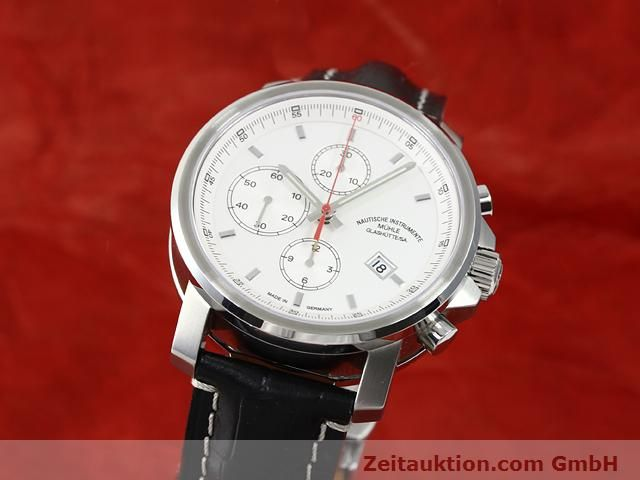 Used luxury watch Mühle * steel automatic Kal. ETA 7750 Ref. M1-25-40  | 140762 04
