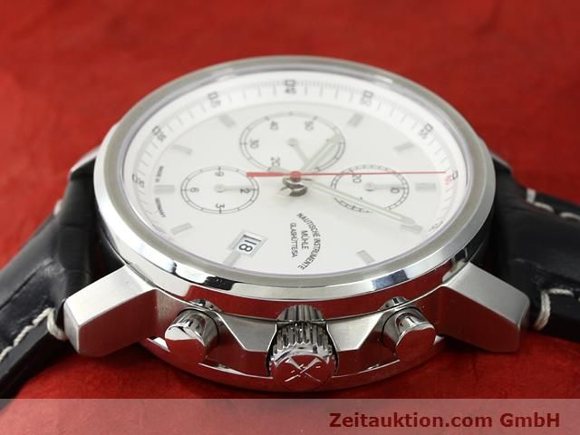 Used luxury watch Mühle * steel automatic Kal. ETA 7750 Ref. M1-25-40  | 140762 05