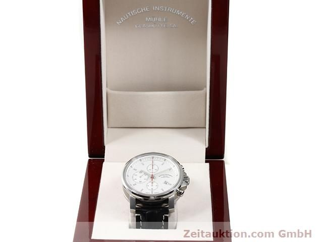 Used luxury watch Mühle * steel automatic Kal. ETA 7750 Ref. M1-25-40  | 140762 07