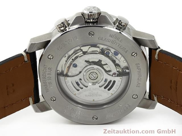 Used luxury watch Mühle * steel automatic Kal. ETA 7750 Ref. M1-25-40  | 140762 09