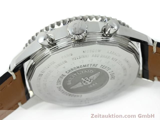 Used luxury watch Breitling Navitimer steel automatic Kal. B24 ETA 7754 Ref. A24322  | 140765 11