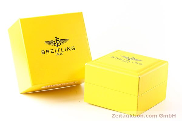 Used luxury watch Breitling Colt steel automatic Kal. ETA 2824-2 Ref. A17035  | 140766 06