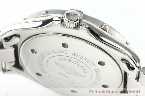 Used luxury watch Breitling Colt steel automatic Kal. ETA 2824-2 Ref. A17035  | 140766 10